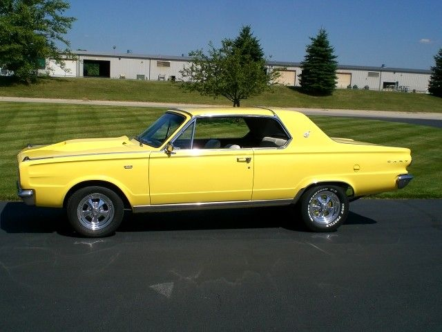 Sold 1966 Dodge Dodge Dart Gt Customized Street Cruiser Mopar V8