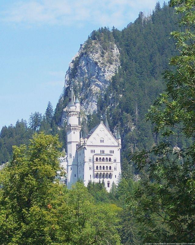 Schloss Neuschwanstein Schloss Neuschwanstein Neuschwanstein Schloss