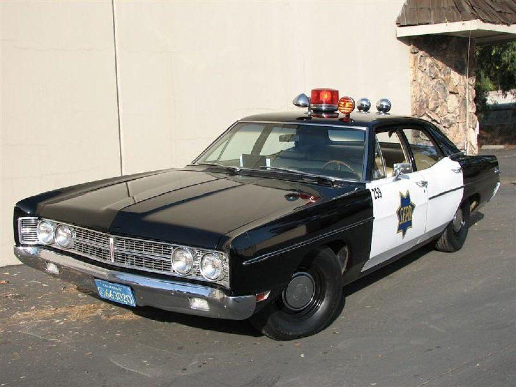1970 Ford Torino Police Squad Sheriff Cop Car 351 V8 ...  |1970 Police Cars Florida
