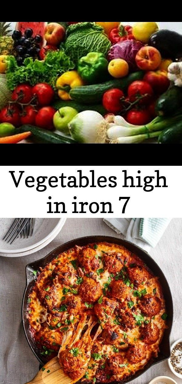 High in Iron Skillet Chicken Parmesan Meatballs. Need recipes and ideas for comfort foods? These ea