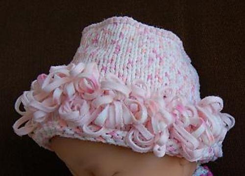 Ravelry: Puffin Loopy Baby Hat & Mitten Set pattern by Nancy Wild ...