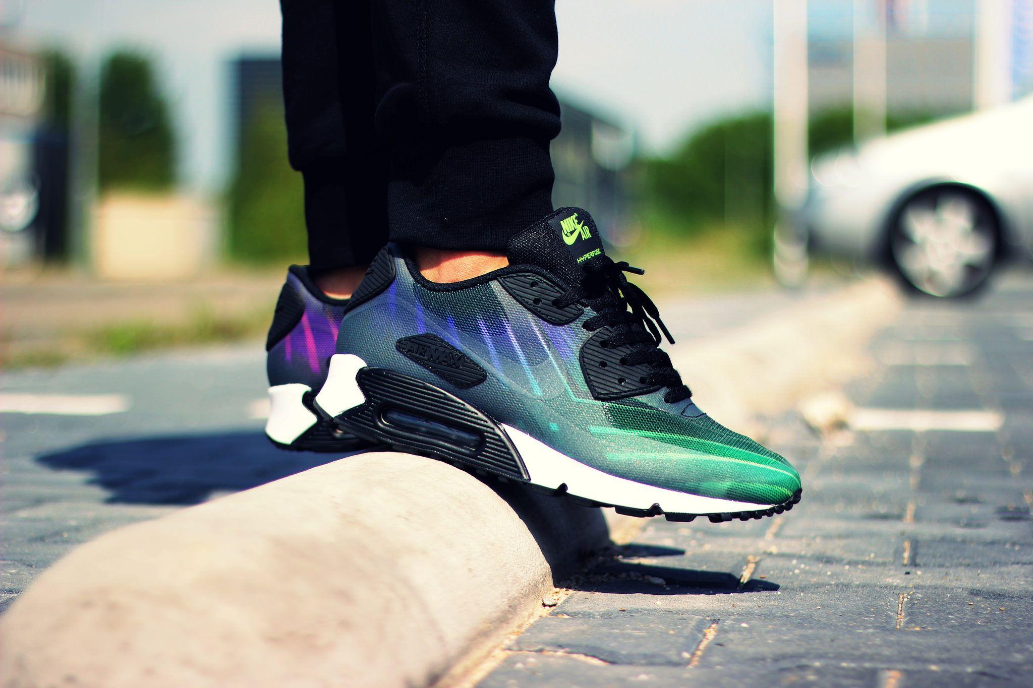 sports shoes a0f79 b0c90 Hurley x Nike Air Max 90