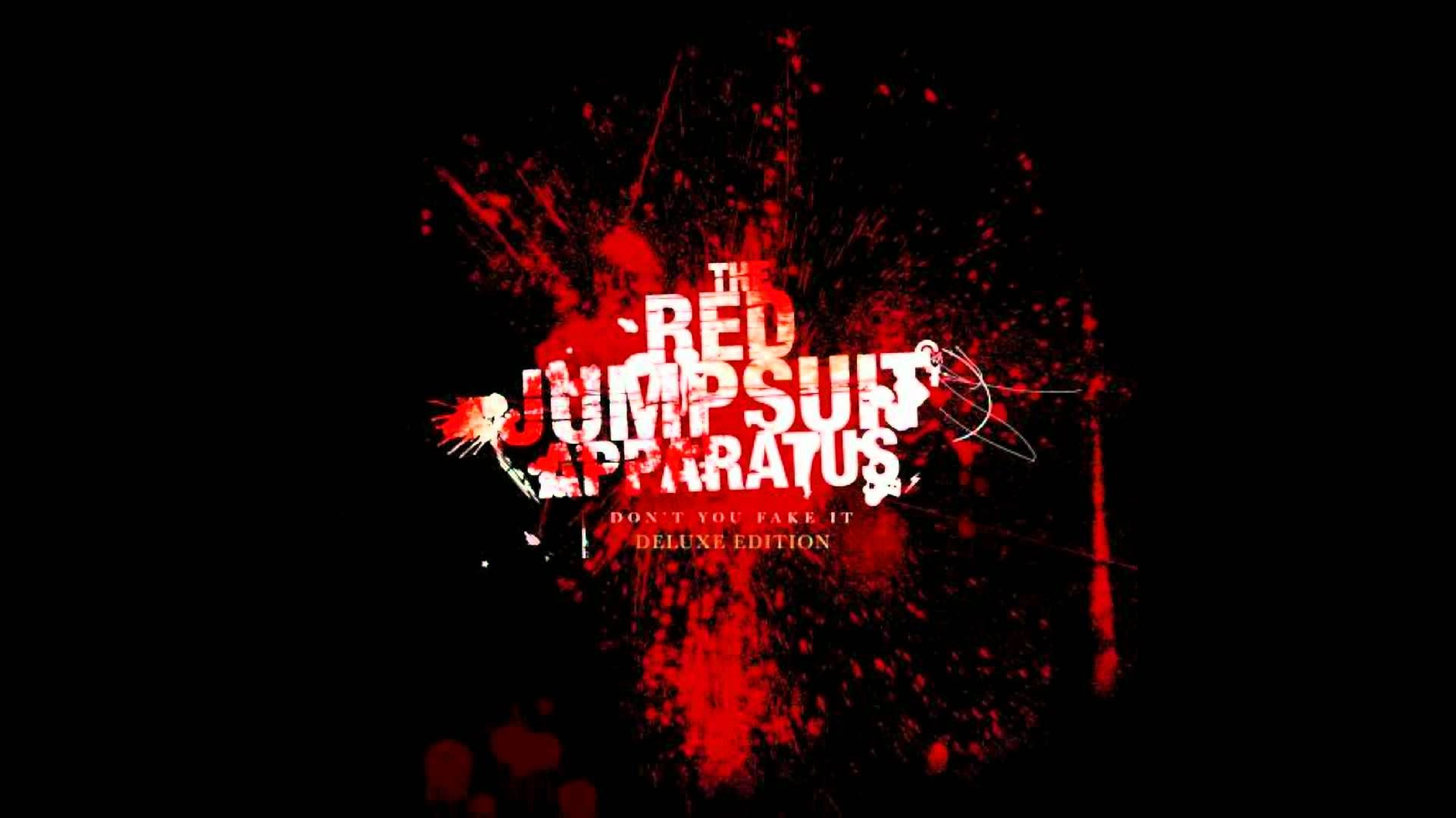 The Red Jumpsuit Apparatus Don T You Fake It Deluxe