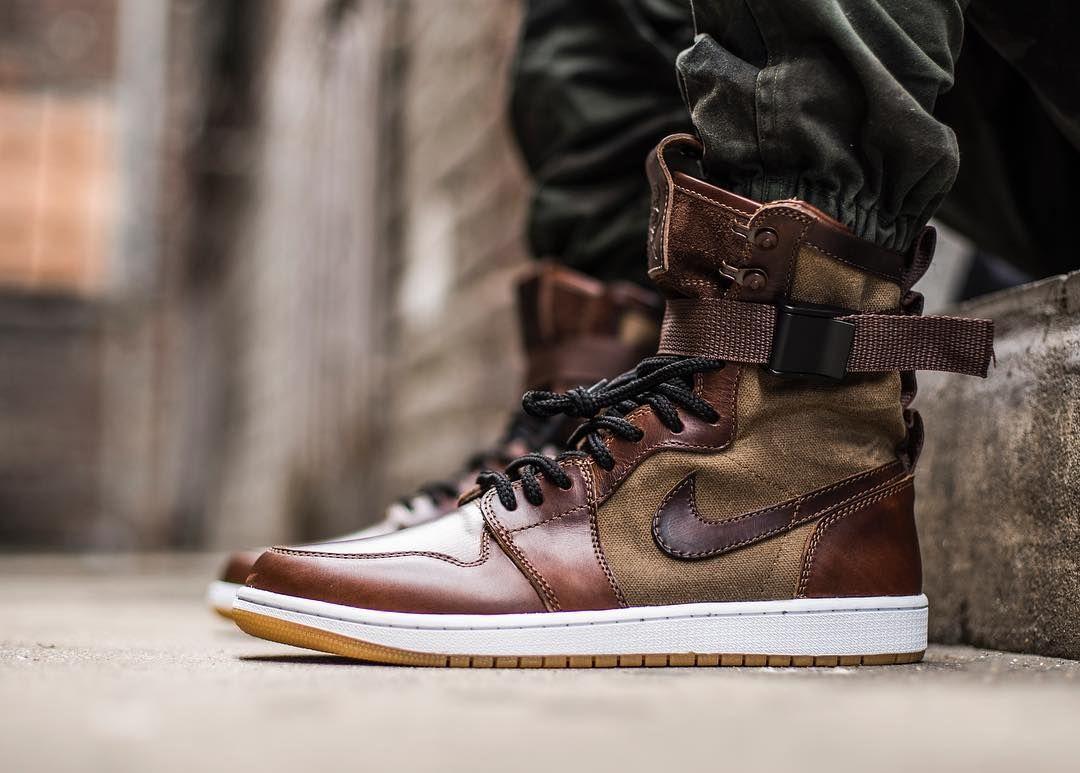 The Shoe Surgeon Creates Special Field Air Jordan 1 - Sneaker Freaker
