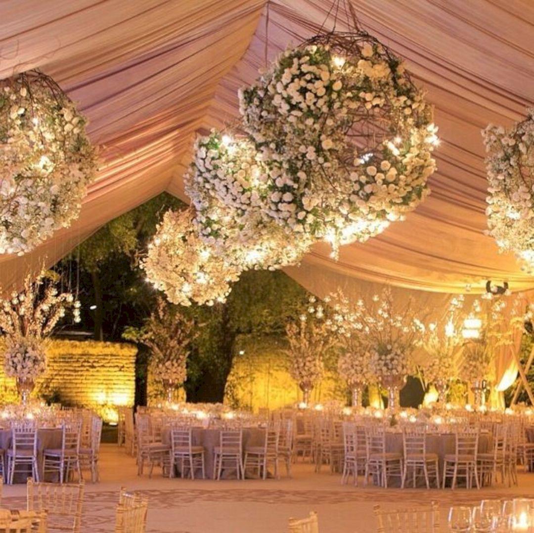 Wedding decoration ideas for hall   Best Fairytale Wedding Decorations Ideas For Most Awesome