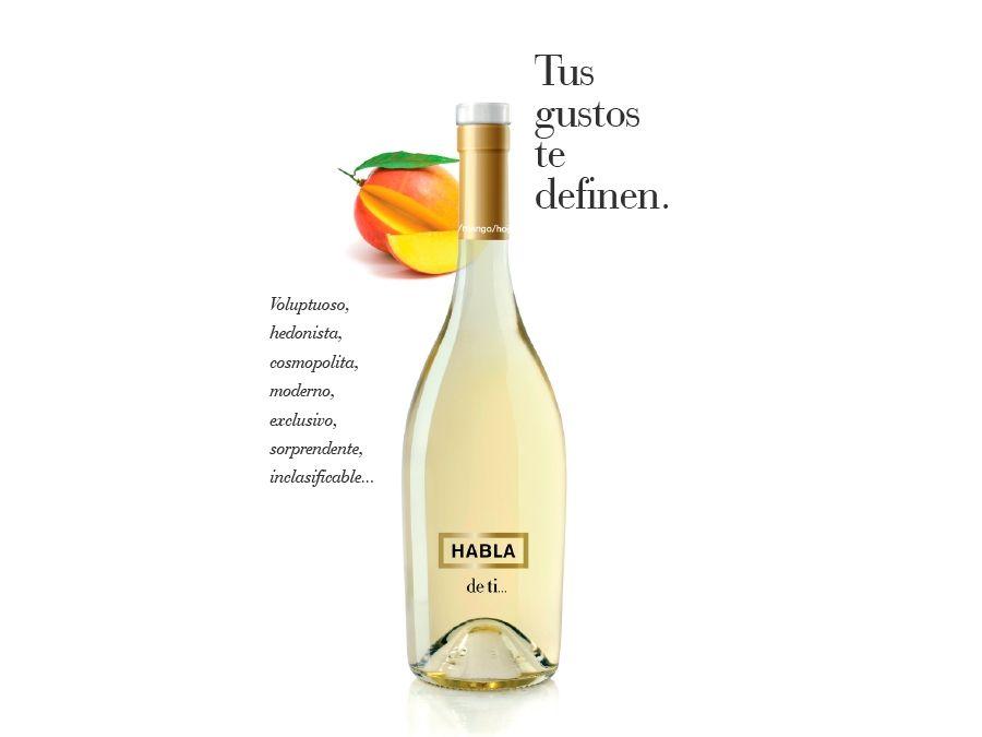 Habla de ti vinos wines pinterest bodegas for Habla de ti blanco precio