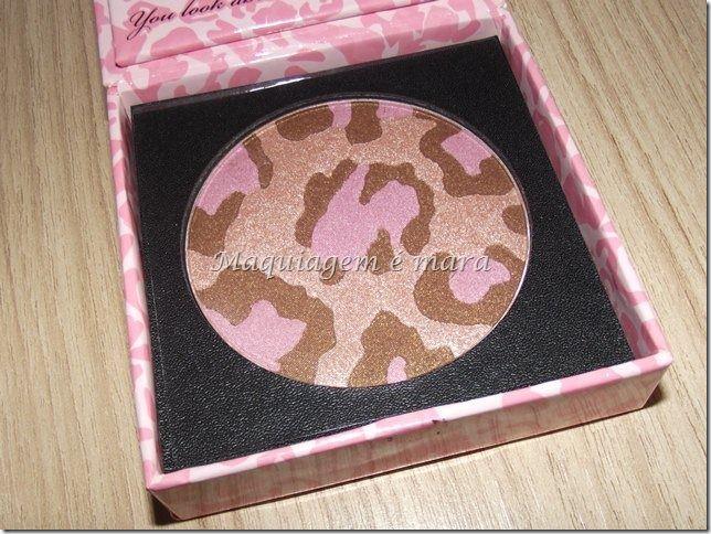 Pink Leoard Bronzing Powder