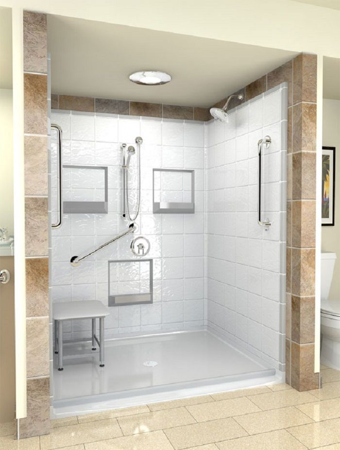 stunning one piece shower units to your bathroom with amazing design rh pinterest com