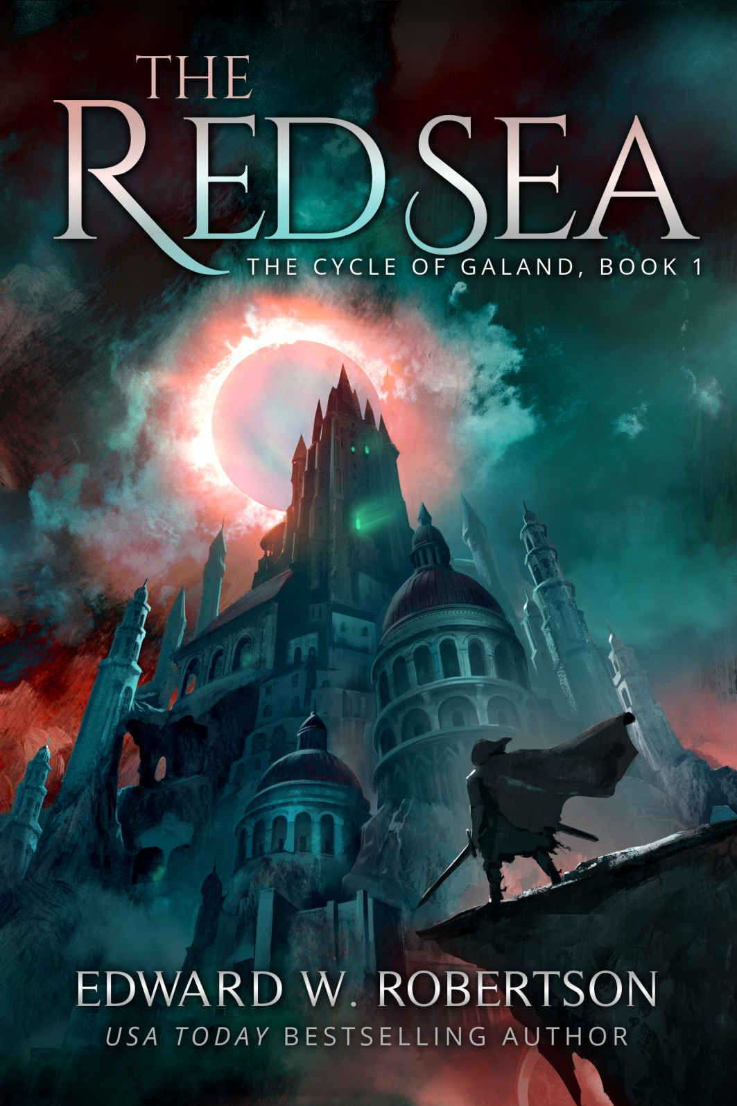 Amazon com: The Red Sea (The Cycle of Galand Book 1) eBook