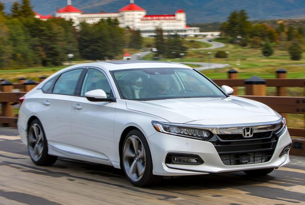 Honda Accord Touring 1.5T 2017 Honda accord touring