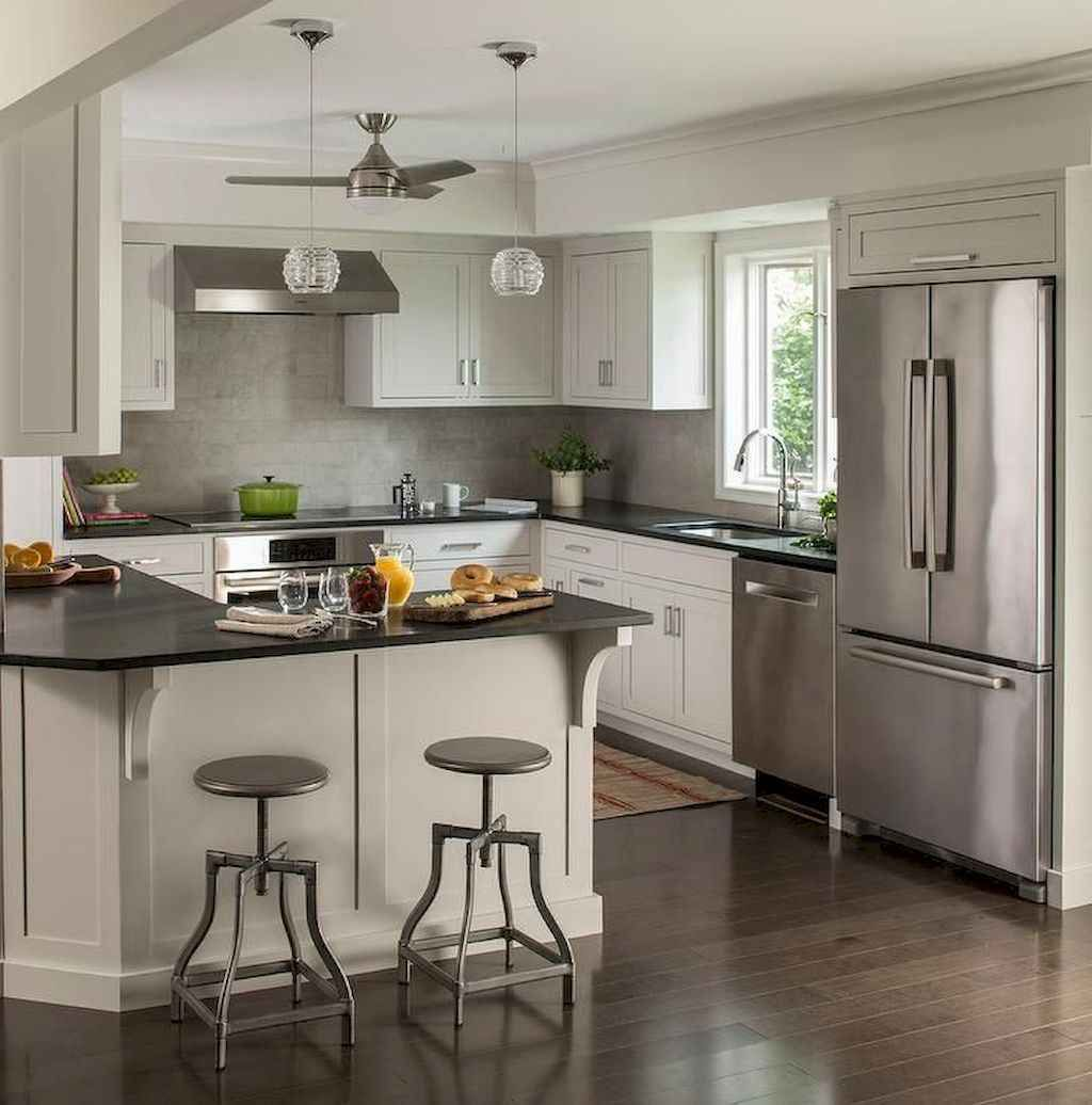 80 beautiful gray kitchen cabinet design ideas kitchen cabinets decor light grey kitchens on kitchen ideas gray id=70343