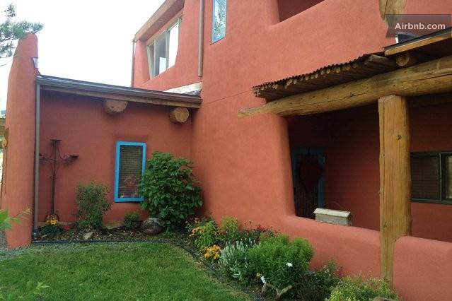 Casa De Adobe Moderna Fachada De Casas Mexicanas Casas De Adobe Modelos De Casas Rusticas