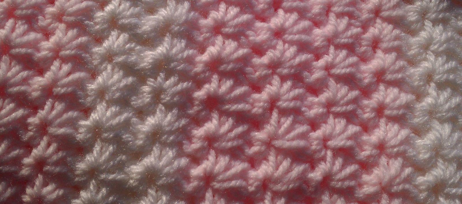 Ravelry: Easy Star Stitch Baby Blanket by ag handmades | cok şik ...