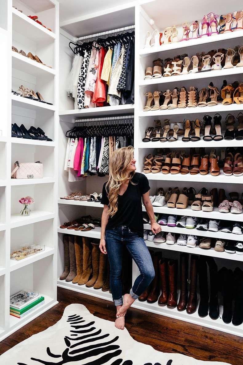 7 consejos para organizar tus zapatos como una experta en - Armarios para zapatos ...