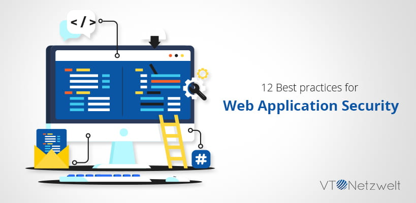 12 Best Practices for Web Application Security Web