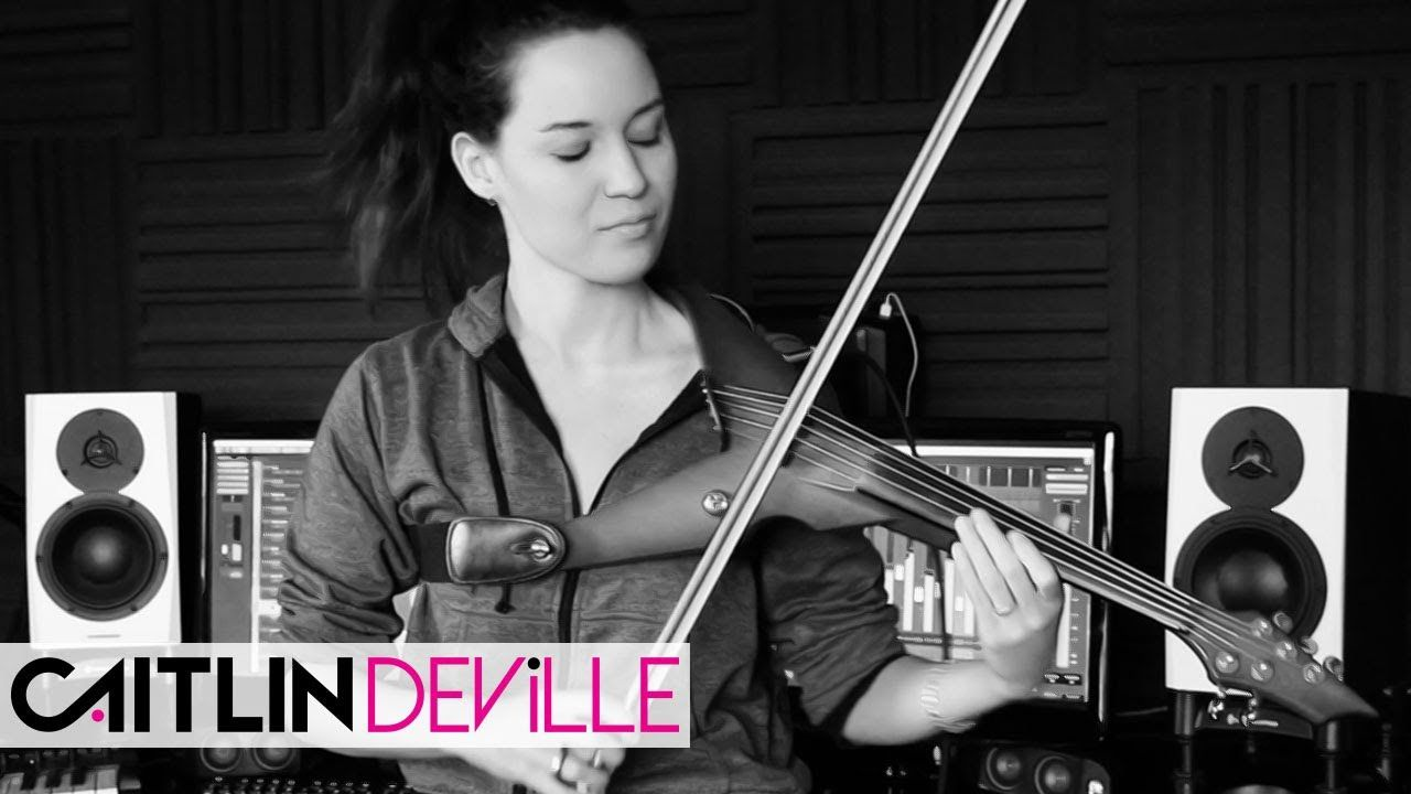 Attention (Charlie Puth) JourneyOfWater Electric Violin