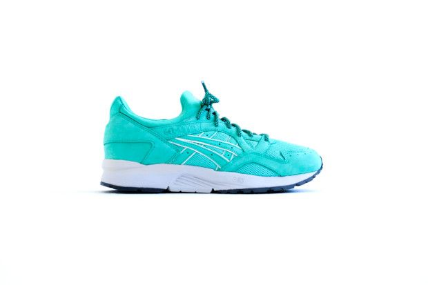 Ronnie Fieg X Asics Gel Lyte V Mint Leaf Zapatillas Verde