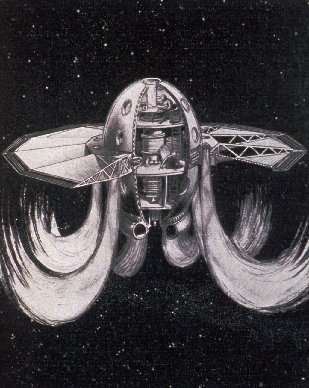 Willy Ley. The Feasibility of Interplanetary Travel. 1928.