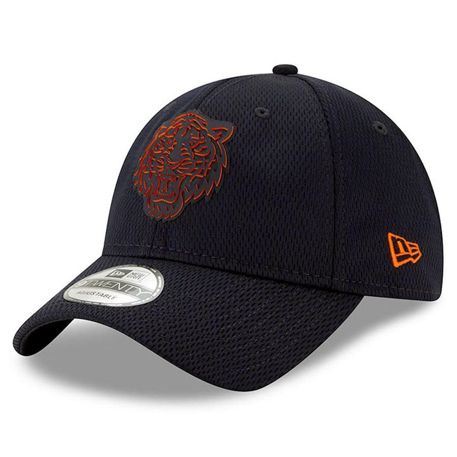 c47b202b50e Detroit Tigers Nike Heritage 86 Stadium Independence Day Adjustable Hat -  Navy