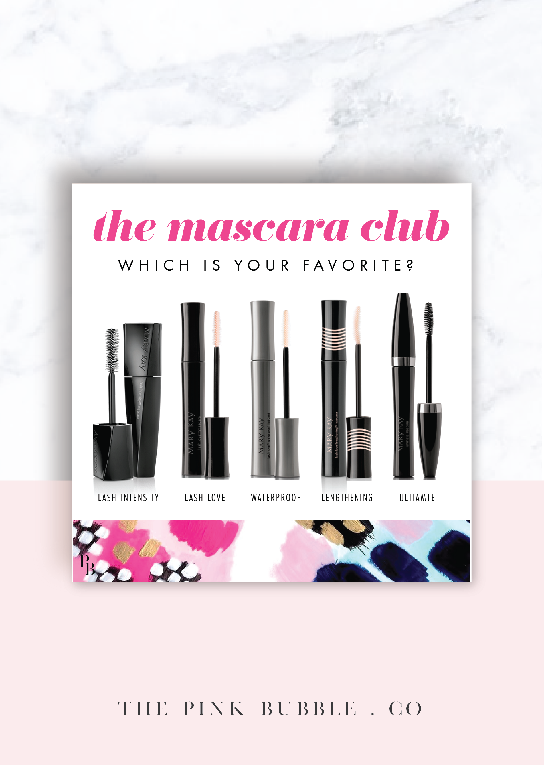 Mary Kay Sales Ideas For June 2019 Seminar Year End Mary Kay Mascara Club social media post! Find it only at