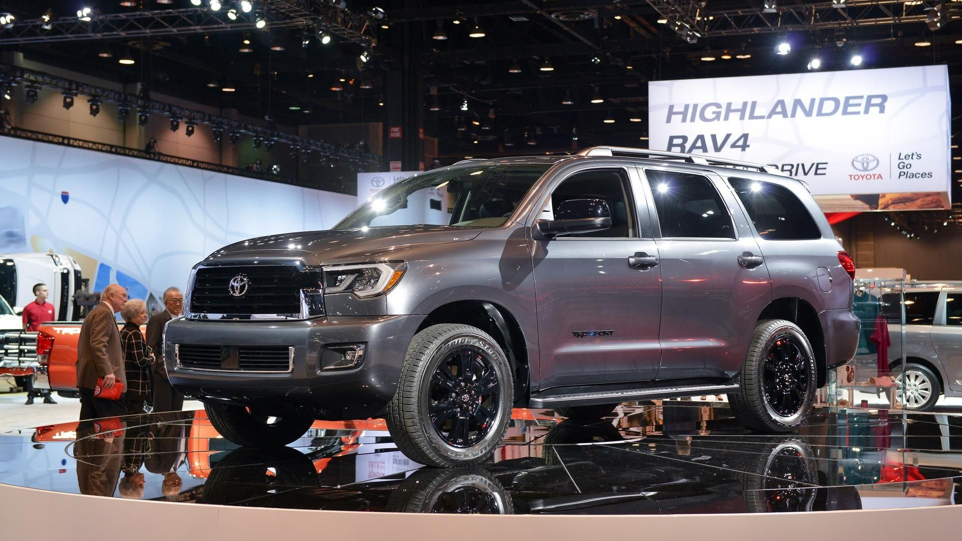 Toyota Sequoia Review New Concept Cars New Pinterest - Car pro show reviews