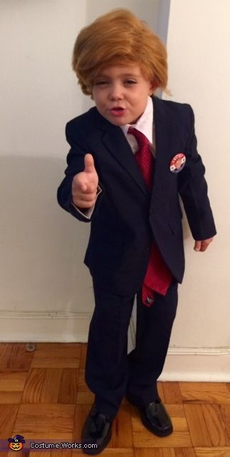 ad2fbeacd7d Donald Trump - Halloween Costume Contest at Costume-Works.com | Baby ...