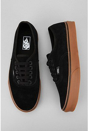vans gum sole. This was my first pair of vans and will ...