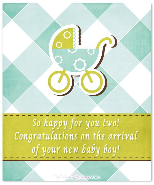 Baby Boy Congratulation Messages With Adorable Images All About