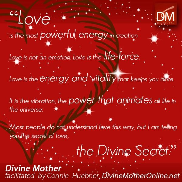 """Love Each Other When Two Souls: """"Love Is The Most Powerful Energy In Creation. Love Is Not"""