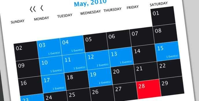15+ Best PHP Calendar, News, Events Scripts Pro