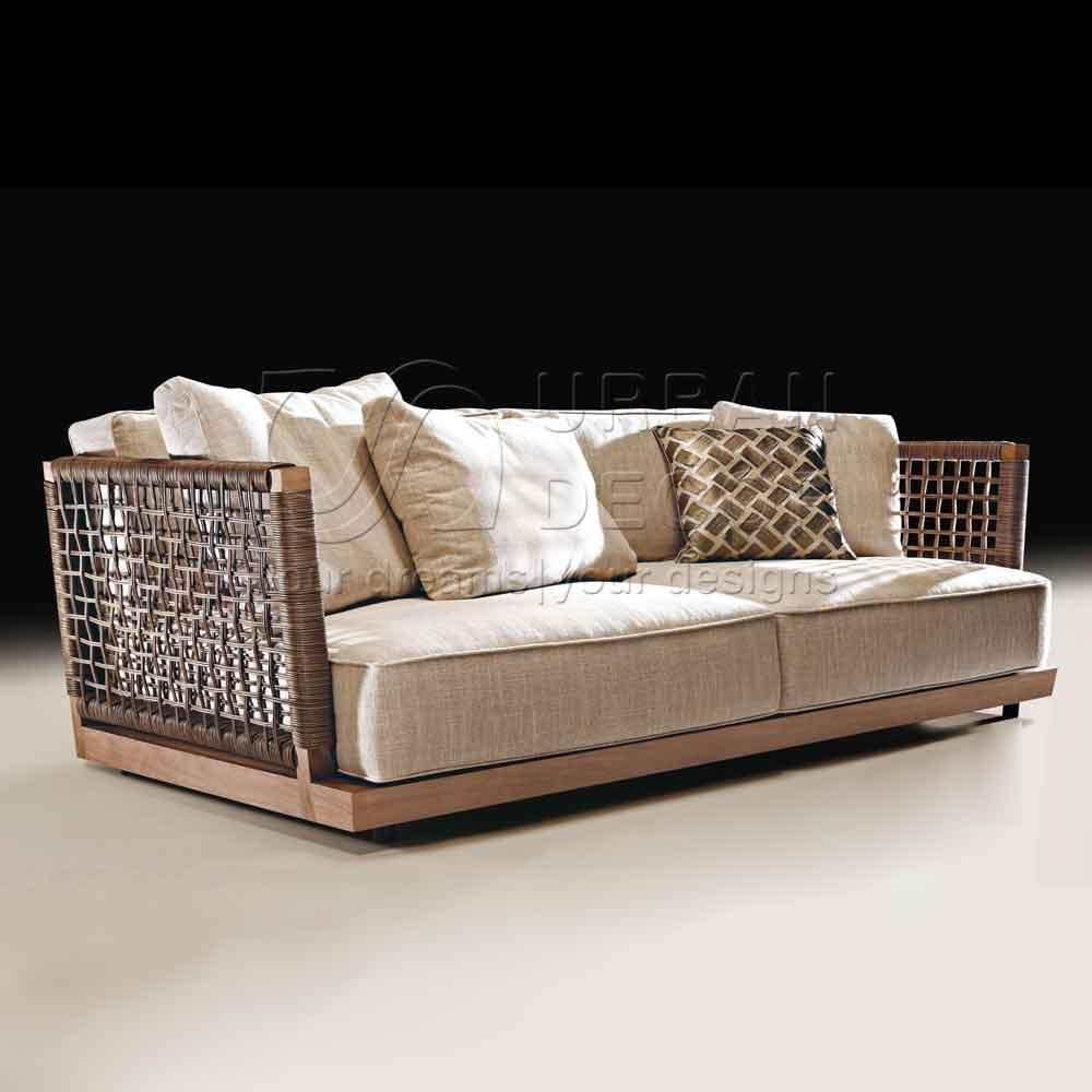 Apart From A Sectional The 3 Seater Sofa Makes A Living