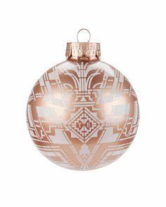 ted baker christmas ornament