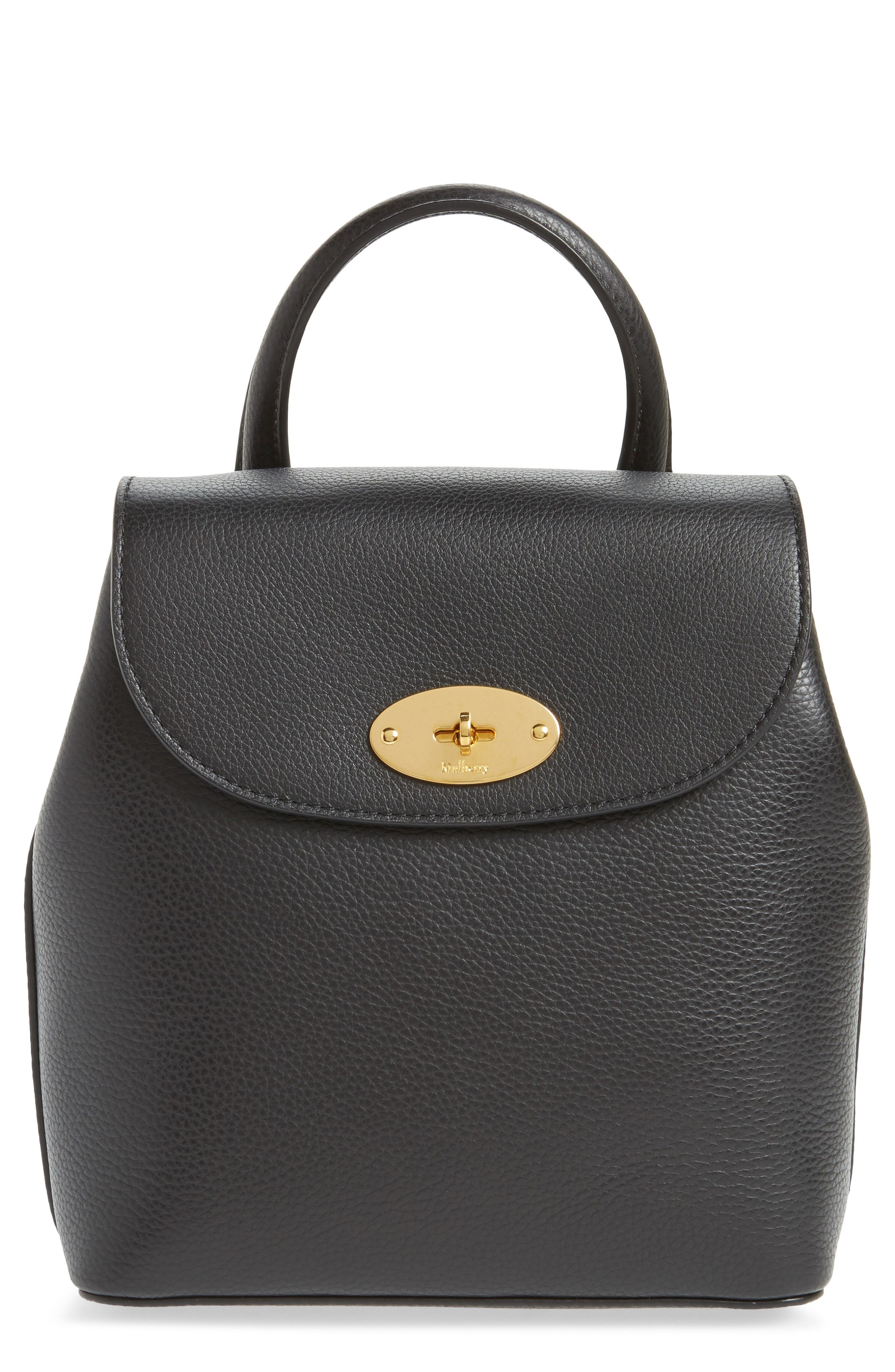 72a2b1f7e5 ... france mulberry mini bayswater calfskin leather convertible backpack  available at nordstrom ec30c a02e3