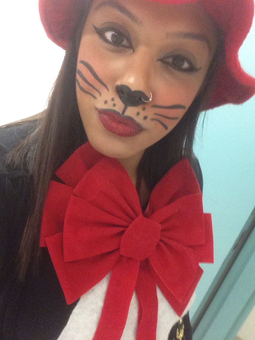 Halloween ~ Mouse Make-Up + Hair | Work | Pinterest | Mice ...
