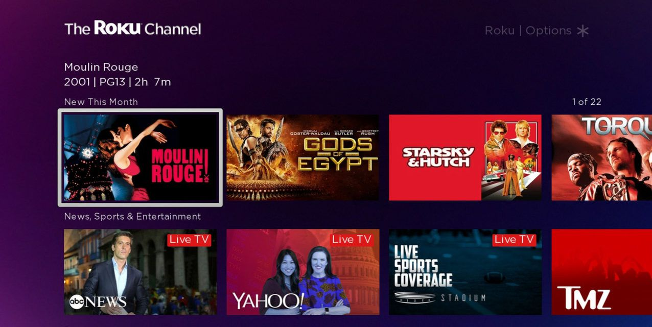 Roku TV App development (With images) Roku channels, Tv