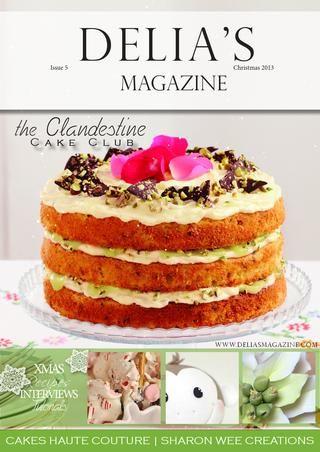 Delia's Magazine #5