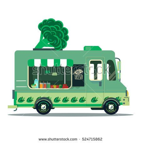 Background Breakfast Car Cartoon Chef City Cooking