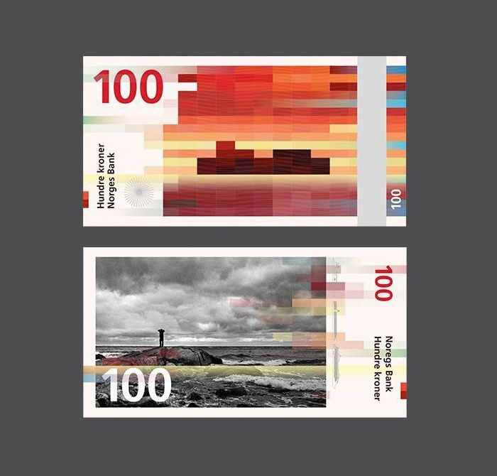 Norway S New Banknotes By Snohetta The Metric System Inspiration Grid Design Inspiration Graphic Design Graphic Design Inspiration Graphics Layout
