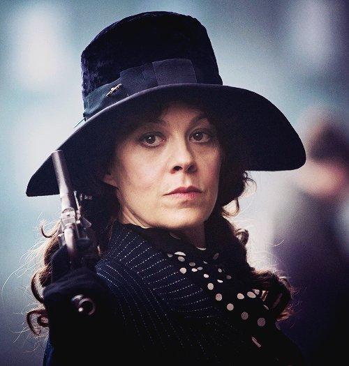Helen McCrory as Polly Gray in Peaky Blinders | Peaky ...