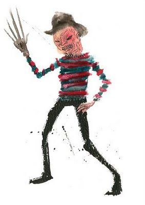 my favorite monsters by Alex Pardee