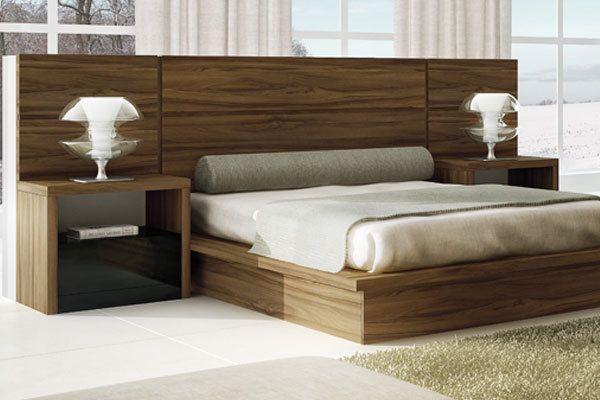 Confira super modelos de cama de casal Clique Fácil alcobas
