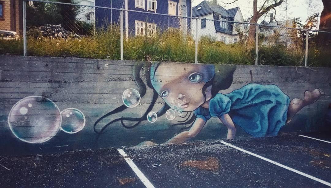 In Bergen, Norway, 2016