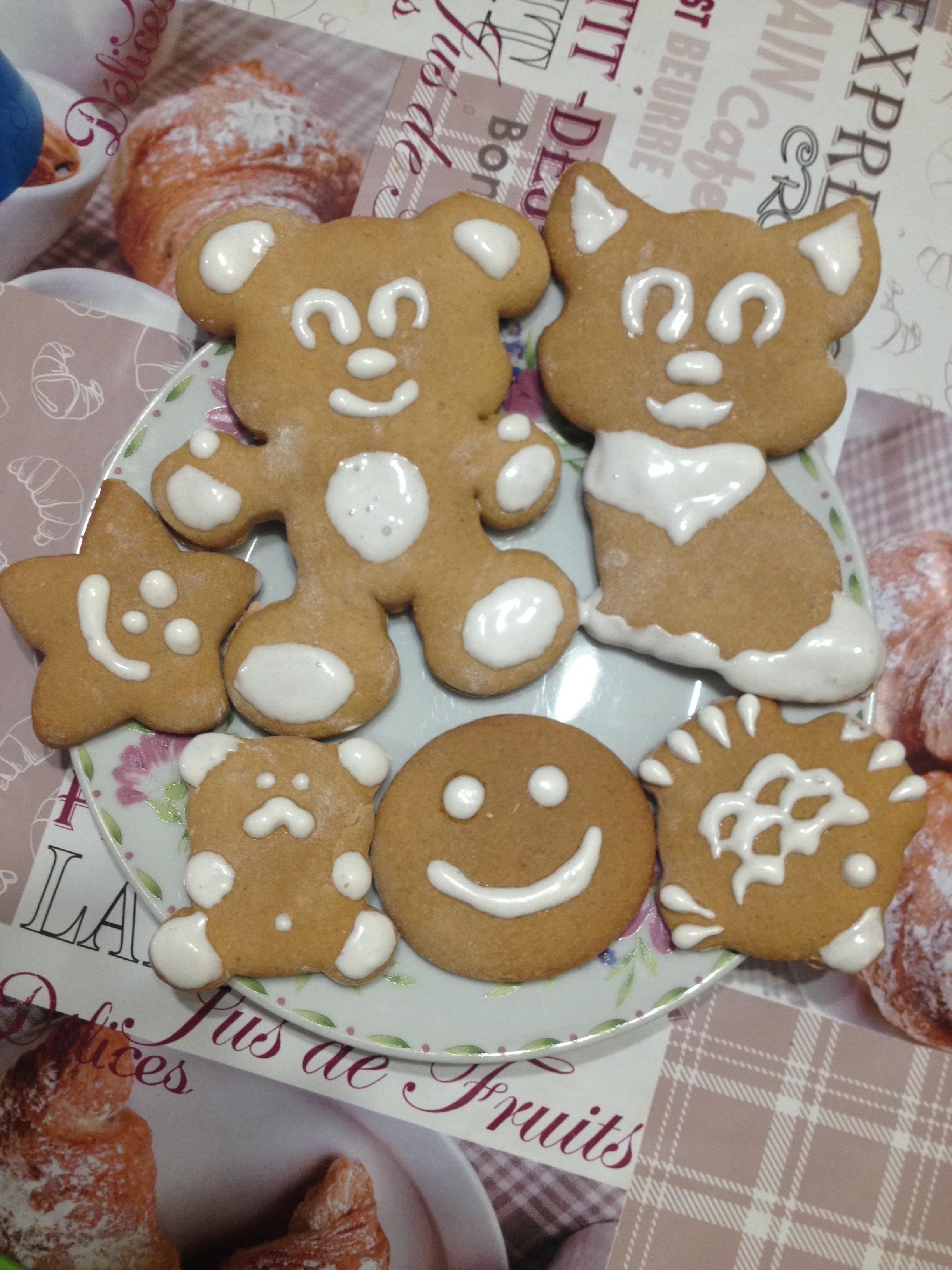 Медовые пряники рецепт с фото   Рецепты, Пряник, Кулинария