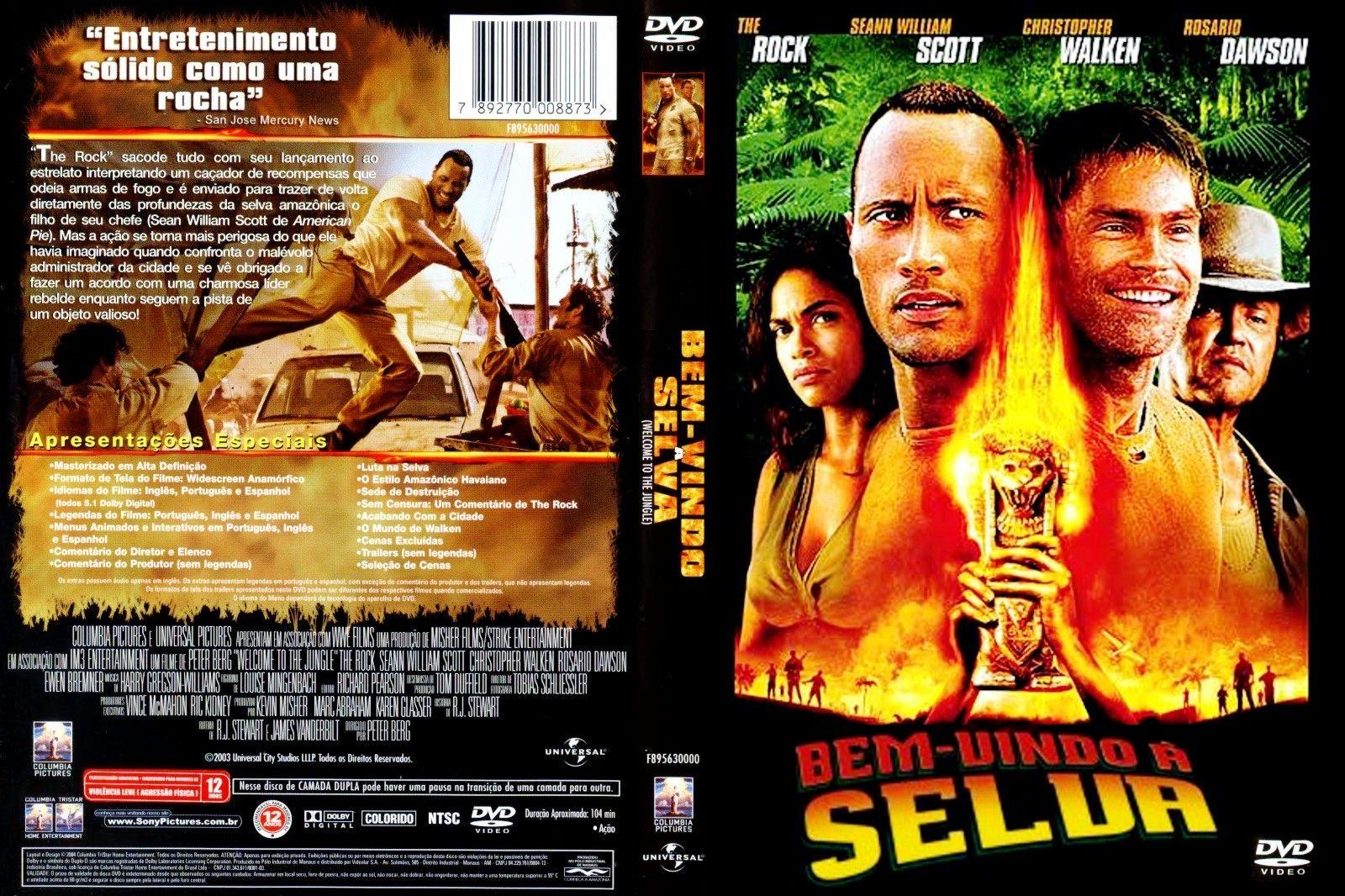 Bem Vindo A Selva 2004 Filmes De Acao Filmes Entretenimento
