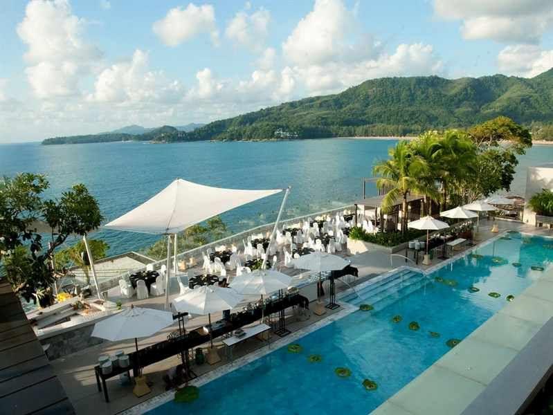 cape sienna phuket hotel and villas phuket wedding in. Black Bedroom Furniture Sets. Home Design Ideas