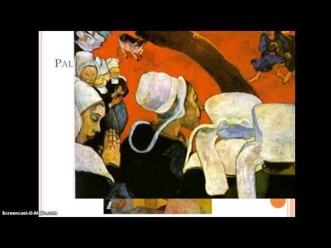 Kunstgeschiedenis; post-impressionisme deel 2 - YouTube