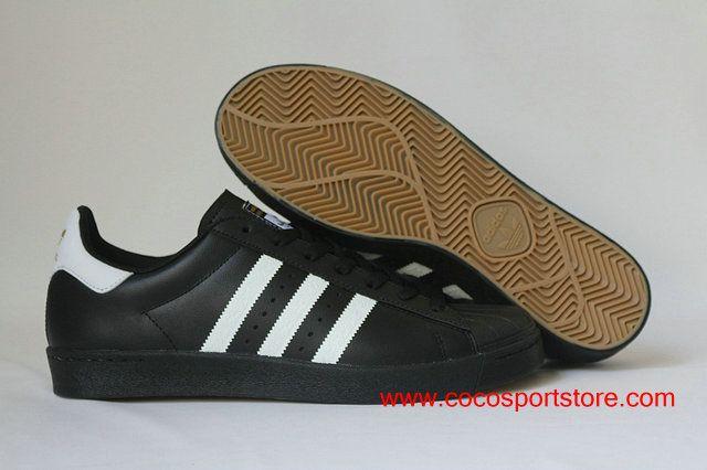 Adidas D68719 Superstar Vulc ADV Black