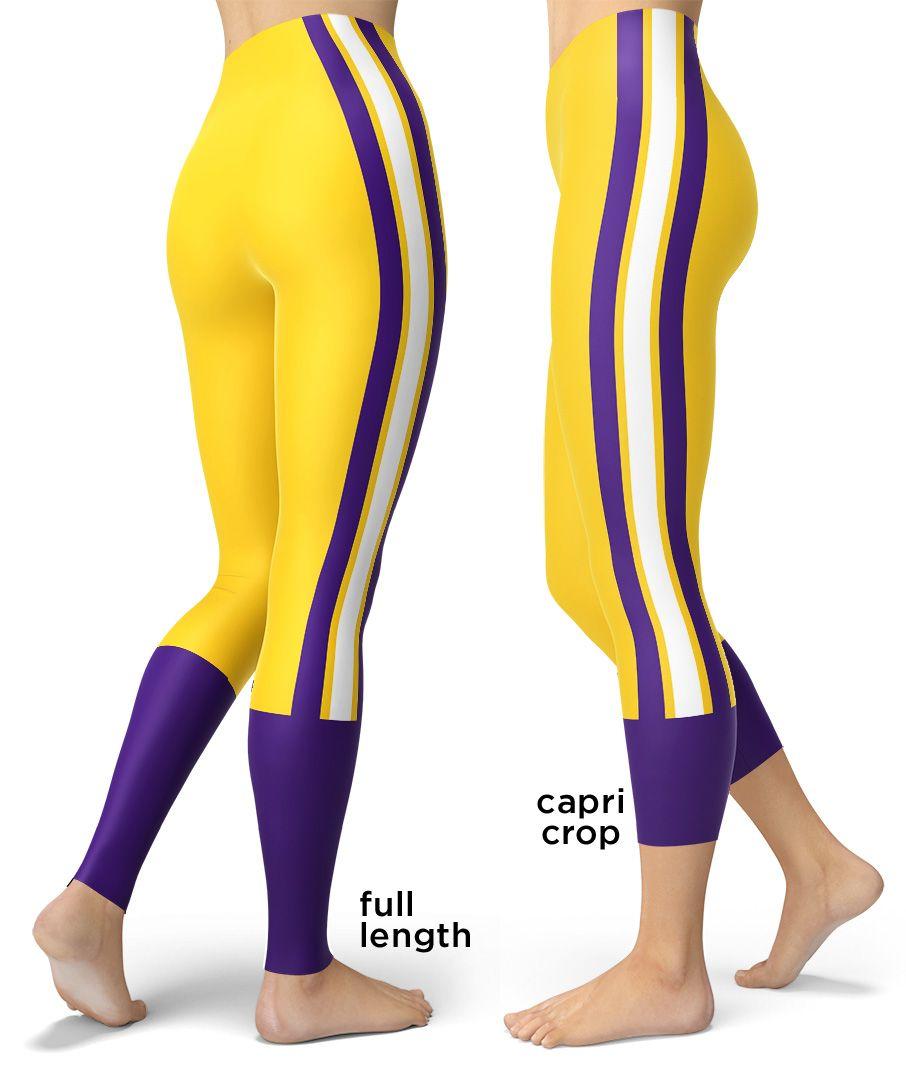 7d8fe4071bf18 Louisiana State LSU Tigers College Football Leggings | cute leggings ...