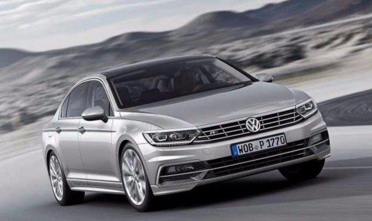 2018 Volkswagen Passat Redesign Volkswagen New Car Volkswagen Phaeton Vw Passat