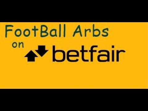 Betfair FootBall Arbing | football arbs | Football, Online